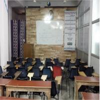 Genesis institute classroom