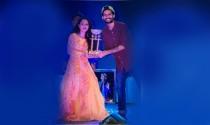 Ganesh sir & Aparna ma'am wining award