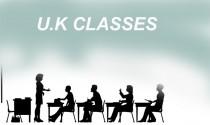 U.K CLASSES