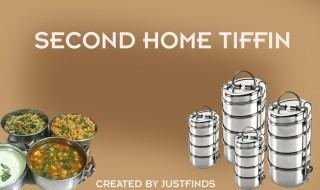 SECOND HOME TIFFIN SERVICE