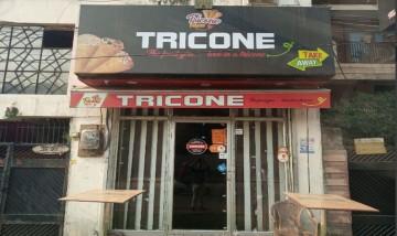 Tricone Pizza