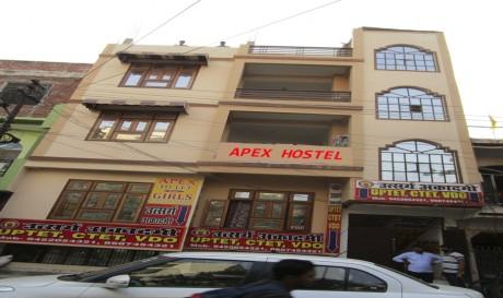 apex hostel