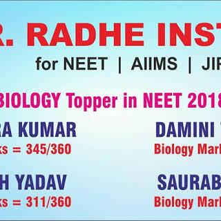 Dr Radhe Institute