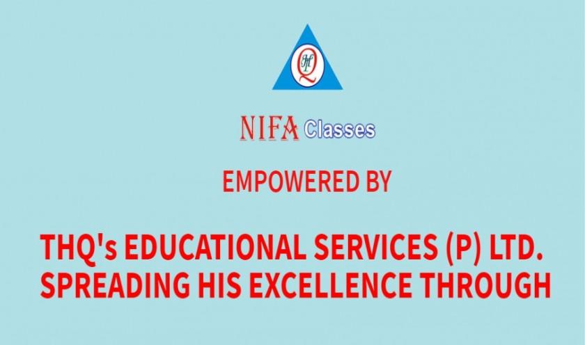 NIFA classes